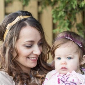 MUMMY AND ME HEADBAND